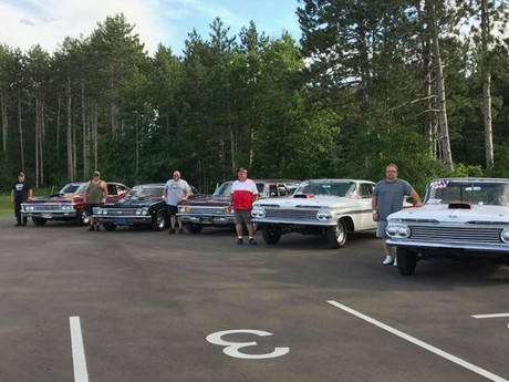 A Place For Family: Kuenster Racing Family Finally Shares an Event Together