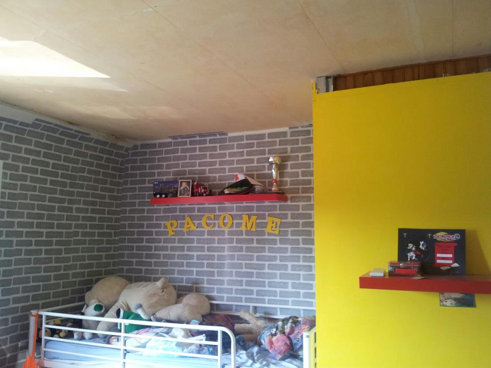 plafond avant pose plafond tendu
