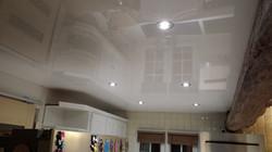 plafond tendu DCO laqué