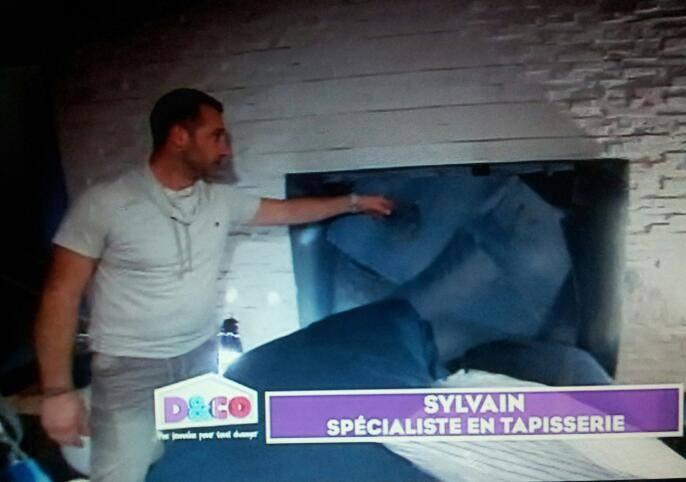 sylvain spécialiste tapissier d&co
