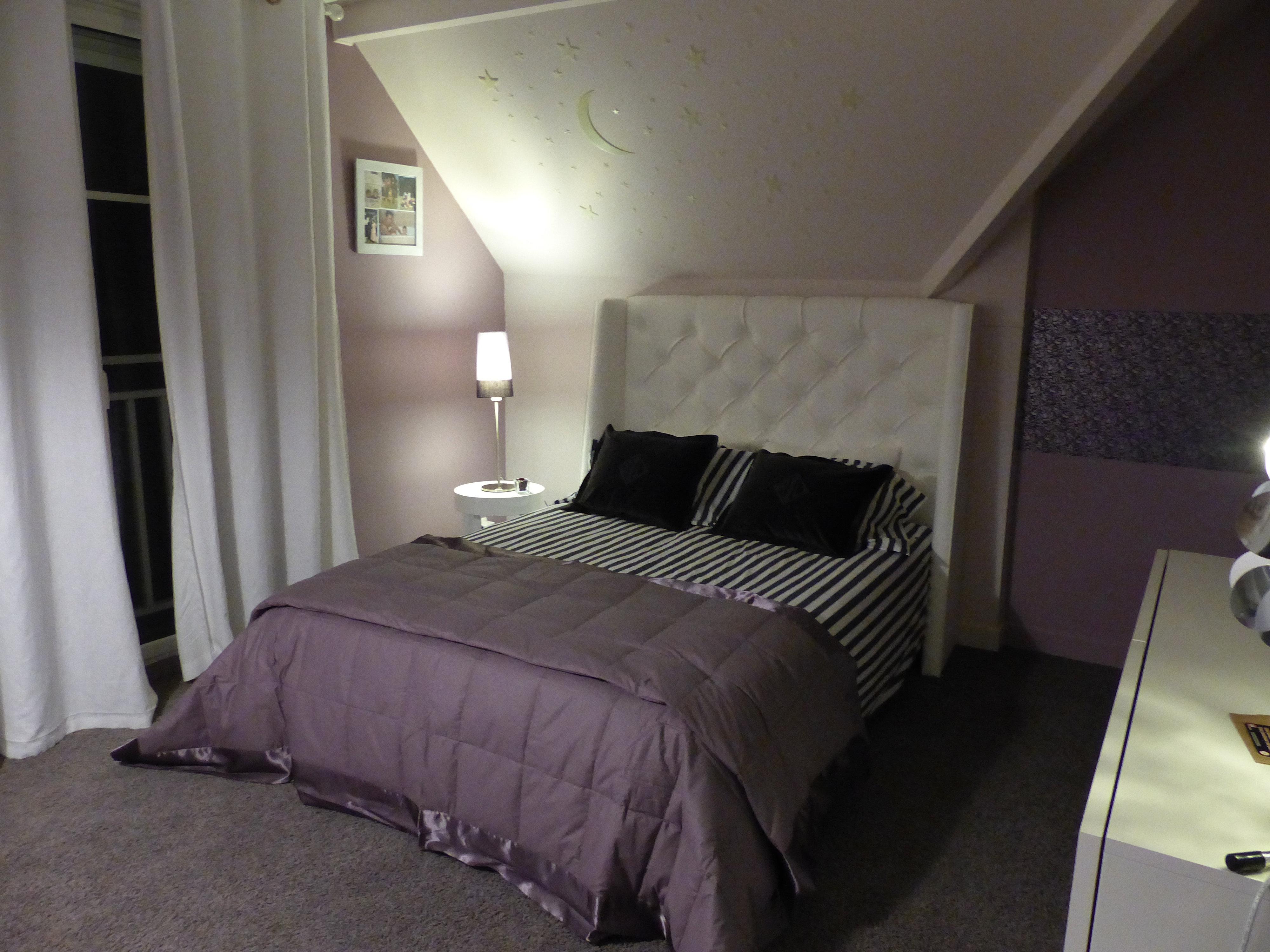 dco design tapissier decorateur t te de lit oreille. Black Bedroom Furniture Sets. Home Design Ideas