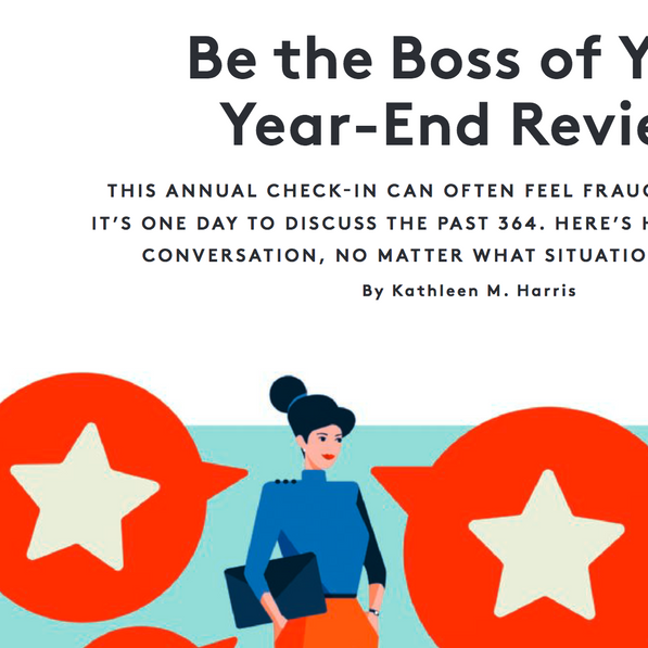 win at your year-end review