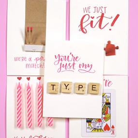 valentine's card DIY