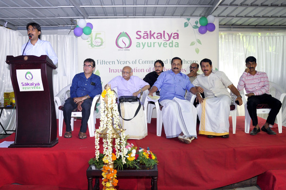 Anniversary Celebration in the presence of various renowned personalities