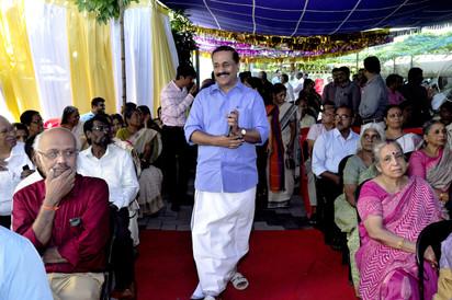 Hon Mayor of Kozhikode Corporation