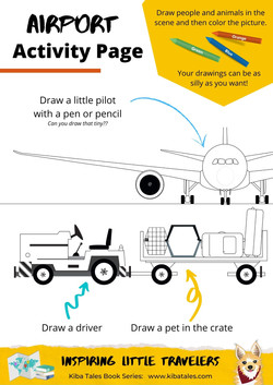 Airport Activity Page
