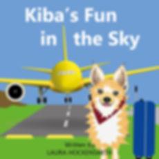 00.0_Cover Kiba in front of plane on tak