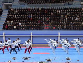 Las dos Coreas realizarán en abril una actuación conjunta de taekwondo en Suiza