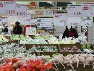 Los precios al consumidor aumentan un 0,1% en abril.