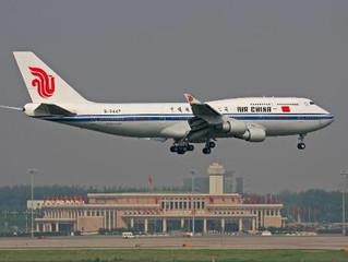 Air China reanudará su ruta Pekín-Pyongyang en medio de las mejoras en las relaciones diplomáticas