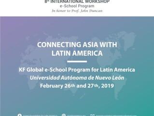 8th International Workshop e-School Program