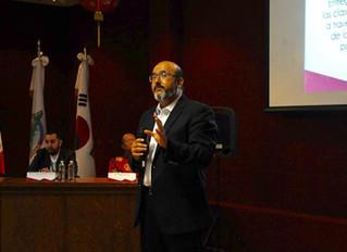 Ceremonia de entrega de constancias por E-Courses en la UACH
