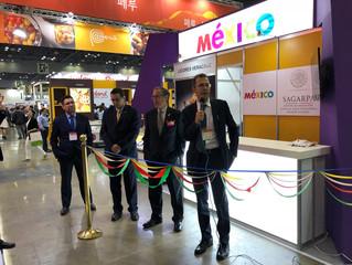 Empresas mexicanas en la feria Seoul Food 2018