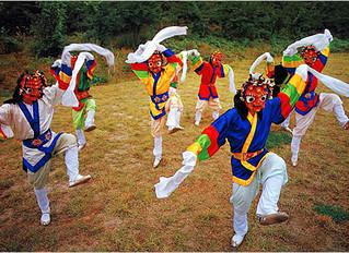 Corea del Sur solicita el listado en la Unesco de su danza de máscaras tradicional.