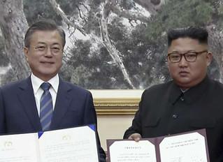 Las dos Coreas están preparadas para hacer más historia organizando conjuntamente los JJ. OO. de 203