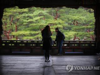 Se permitirá el acceso temporal a dos instalaciones del palacio Gyeongbok