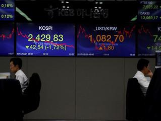 La inversión directa de Corea del Sur en el extranjero aumenta en el 2º trimeste