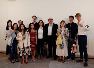 Premiación del I Concurso de Ensayo sobre Literatura Coreana para Latinoamericanos.