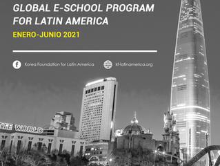 Consorcio G-13 del Korea Foundation Global e-School Program for Latin America (enero-junio 2021)