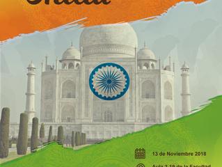Conferencia: Religiones e Historia en India