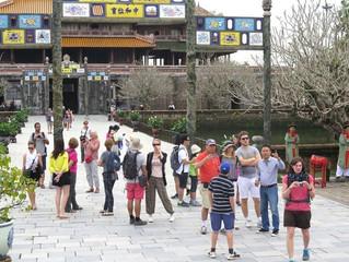 El número de turistas extranjeros en Corea del Sur aumenta un 24 por ciento en julio