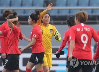 Los partidos clasificatorios de Corea del Sur en fútbol femenino para los JJ. OO. son aplazados a ju