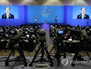 Moon insta a una cooperación cultural más profunda entre Corea del Sur y la ASEAN para una prosperid