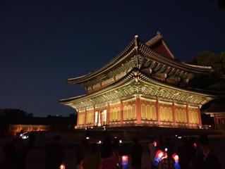 Paseo a la luz de la luna en un palacio real de Seúl reconocido por la Unesco (CRÓNICA)
