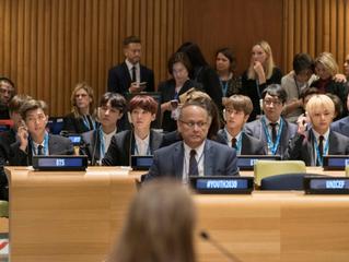 BTS en la ONU: Encuentra tu nombre y voz hablando de ti