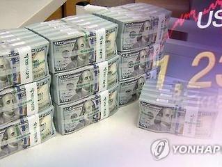 Los activos financieros netos surcoreanos en el extranjero superan por primera vez las reservas de d