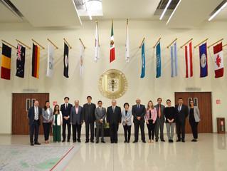 REUNIÓN DE COMITÉ EJECUTIVO 8TH INTERNATIONAL WORKSHOP