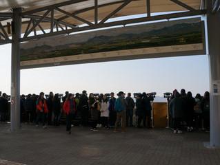 Aumenta el interés para desarrollar el turismo en la zona adyacente a Corea del Norte