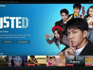 Netflix revela su colección 'Hecho en Corea del Sur'