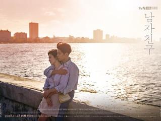 La telenovela surcoreana de Song Hye-kyo y Park Bo-gum será mostrada en más de 100 países