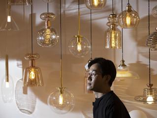 La industria de la iluminación de Euljiro busca originalidad.