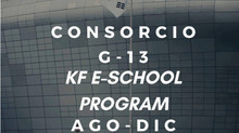 Consorcio G-13 del Korea Foundation Global e-School Program for Latin America (semestre agosto-dicie