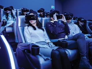 Crean los primeros cines de realidad virtual en Corea del Sur