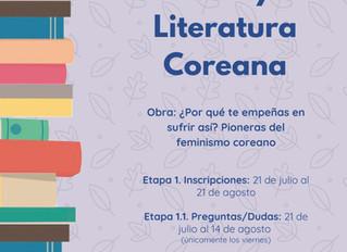 II Concurso de Ensayo sobre Literatura Coreana para personas latinoamericanas