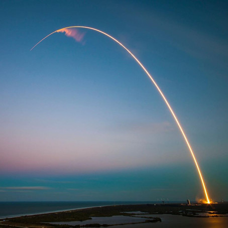 Ministry Transition Key #3: LAUNCH OUT.