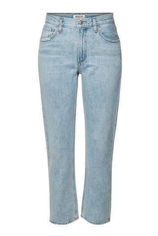 AGOLDE Cigarette Jeans