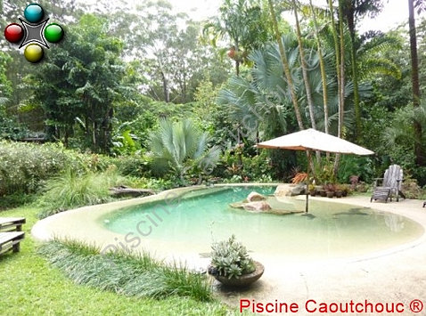 piscine plage. Black Bedroom Furniture Sets. Home Design Ideas