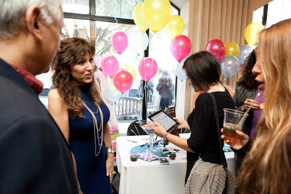 The Happiness Handbook Launch Party in SF