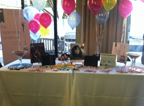 Happiness Handbook Launch Party in SF