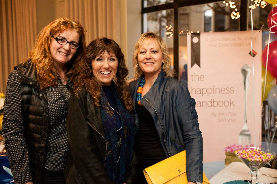 Angie, Jenn and Kipley