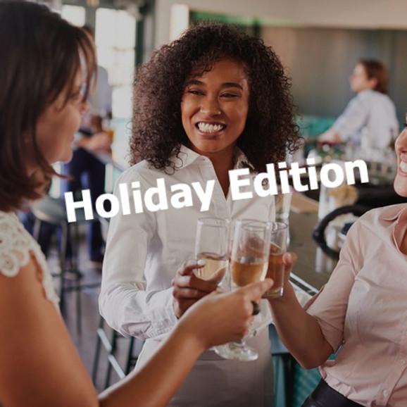 Happiness Hour - Holiday Edition -Nov 2021