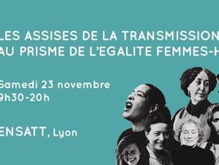 Les Assises de la transmission du théâtre par le prisme des femmes.