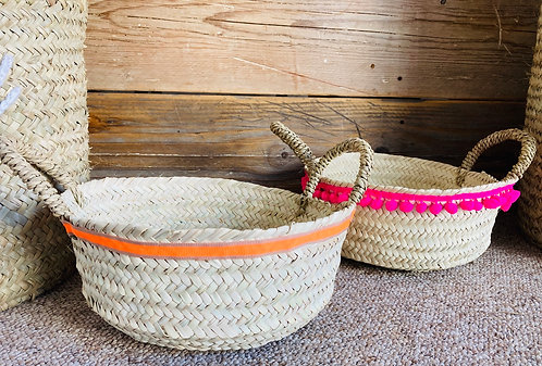 Storage Pom Pom Baskets