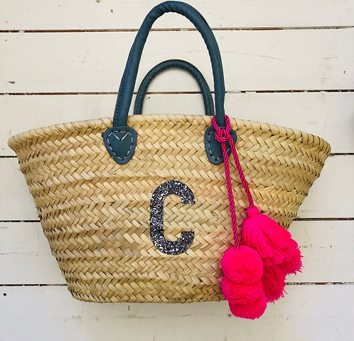 Carole Grey handled Basket