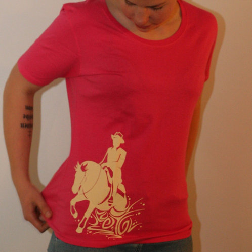 Pro Ride Lady T-Shirt