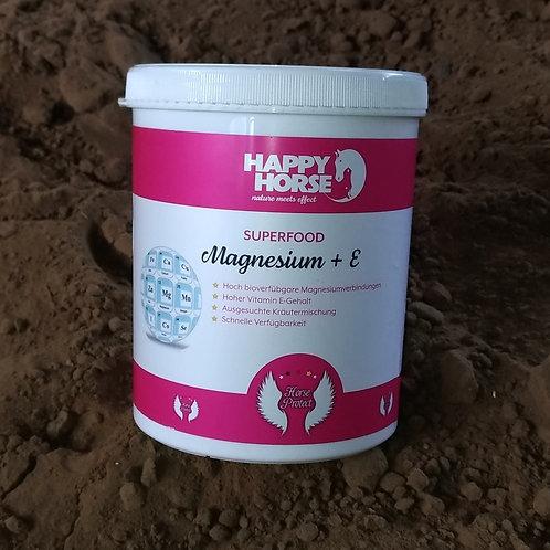 Magnesium + E von Happy Horse